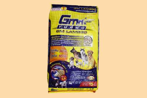 GM TURBO LAMB30 Dog food