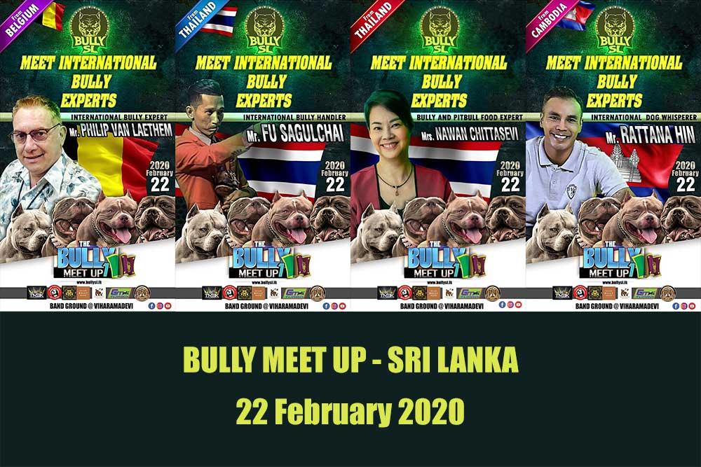 Bully meet up Colombo feb 2020